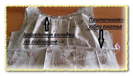 как сшить платье для беременных