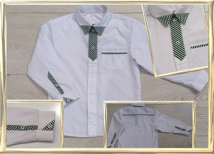 Выкройка рубашки для мальчика 5 лет готовая