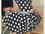 выкройка летнего платья для девочки